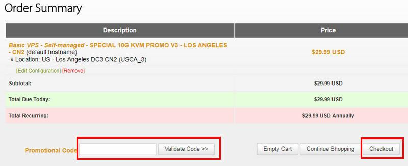 搬瓦工VPS服务器购买及使用教程+优惠码