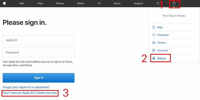 美国Apple ID申请注册教程 (美区Apple ID注册)