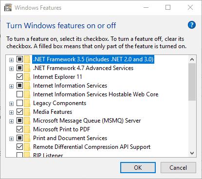 网络框架3.5