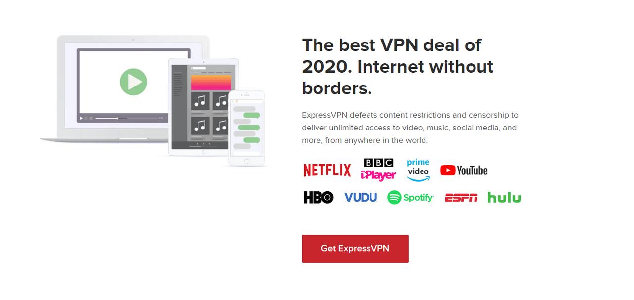 ExpressVPN 黑色星期五打折活动开始了!免费获取额外3个月的VPN使用!